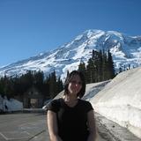 Me @ Mt Rainier WA.