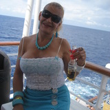 In a cruise to Bahamas