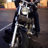 Me out for a ride! C'mon Summer!